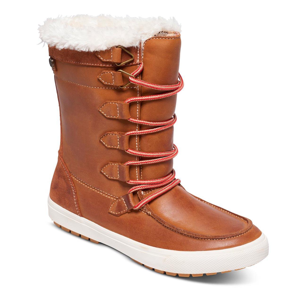 Zimní boty Roxy Salzburg brown