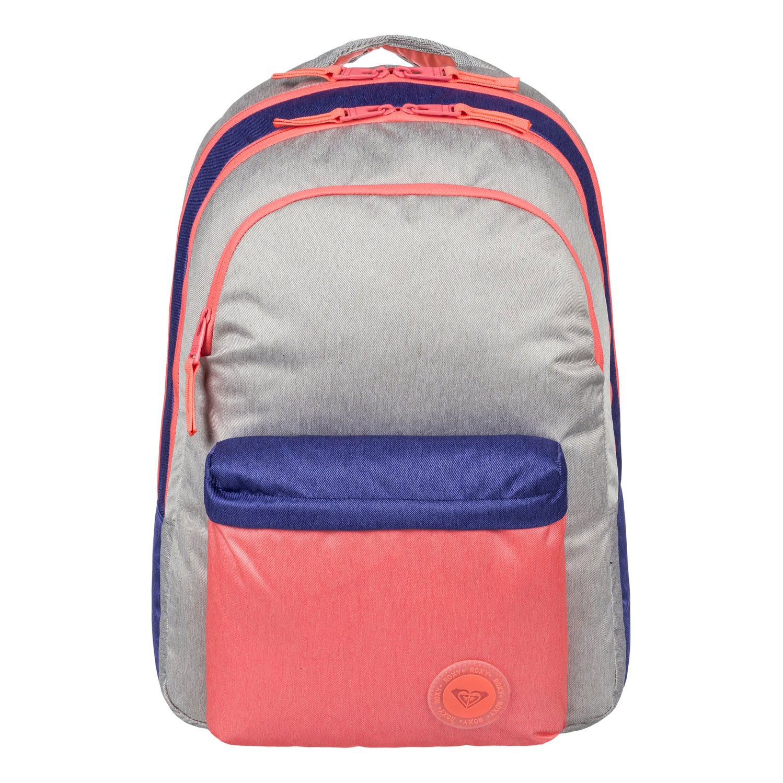 Batoh Roxy Slow Emotion Colorblock lady pink vel.24L 41×30×18 cm 17 + doručení do 24 hodin
