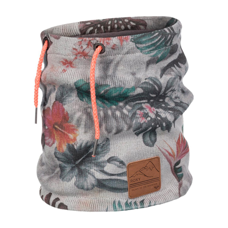 Nákrčník Roxy Snow Street Collar hawaiian tropik/paradise pink