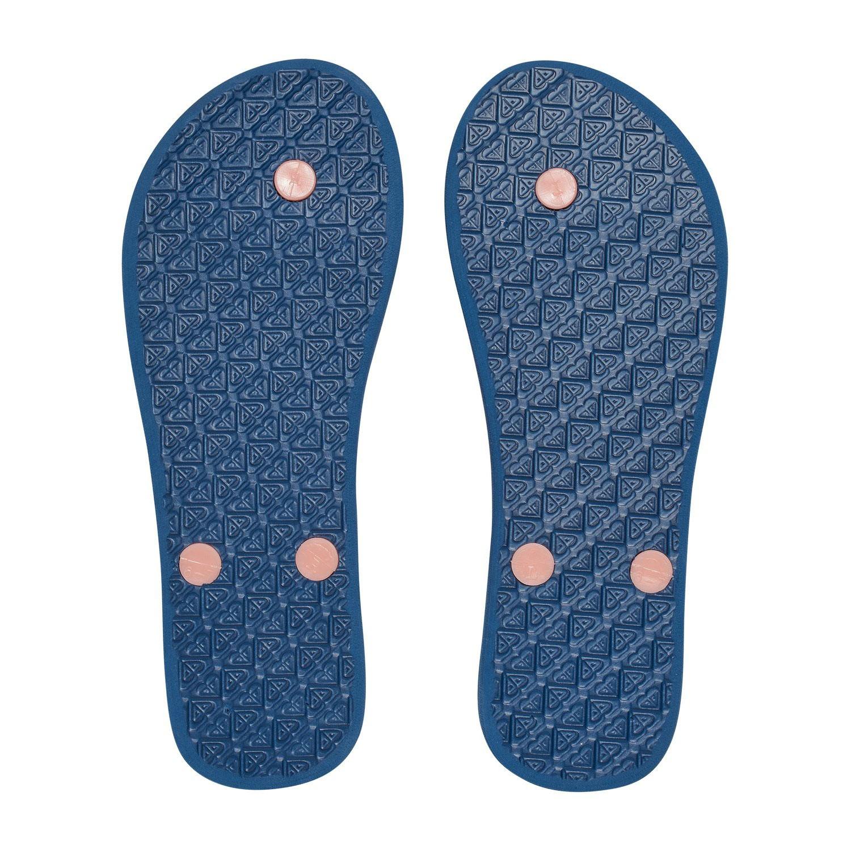 5306504c7fc4 Žabky Roxy Tahiti V blue surf
