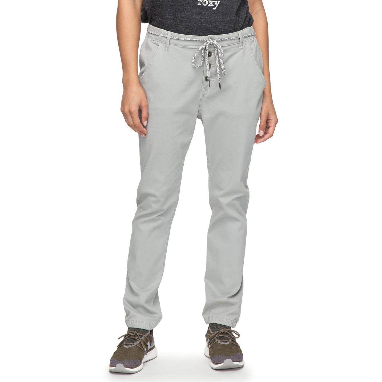 Kalhoty Roxy Tropi Call wrought iron