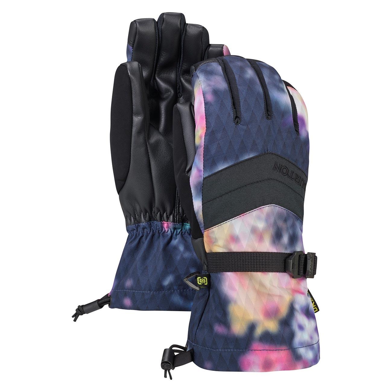Rukavice Burton Wms Prospect prism floral/true black
