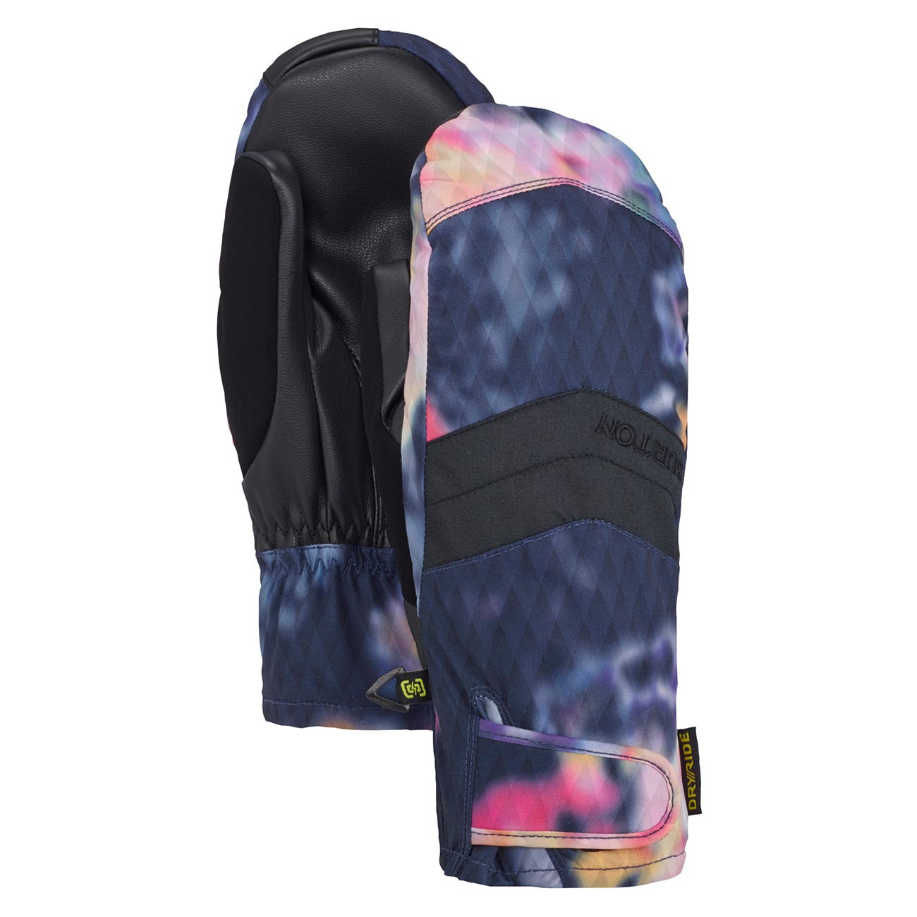 Rukavice Burton Wms Prospect Under Mitt prism floral/true black
