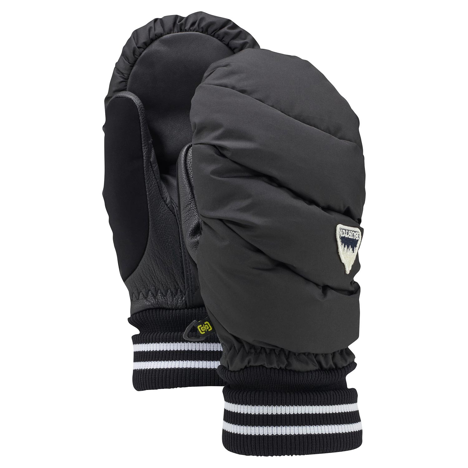 Rukavice Burton Wms Warmest Mitt true black