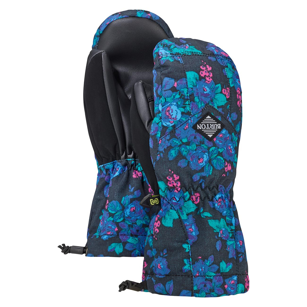 Rukavice Burton Youth Profile Mitt pop floral