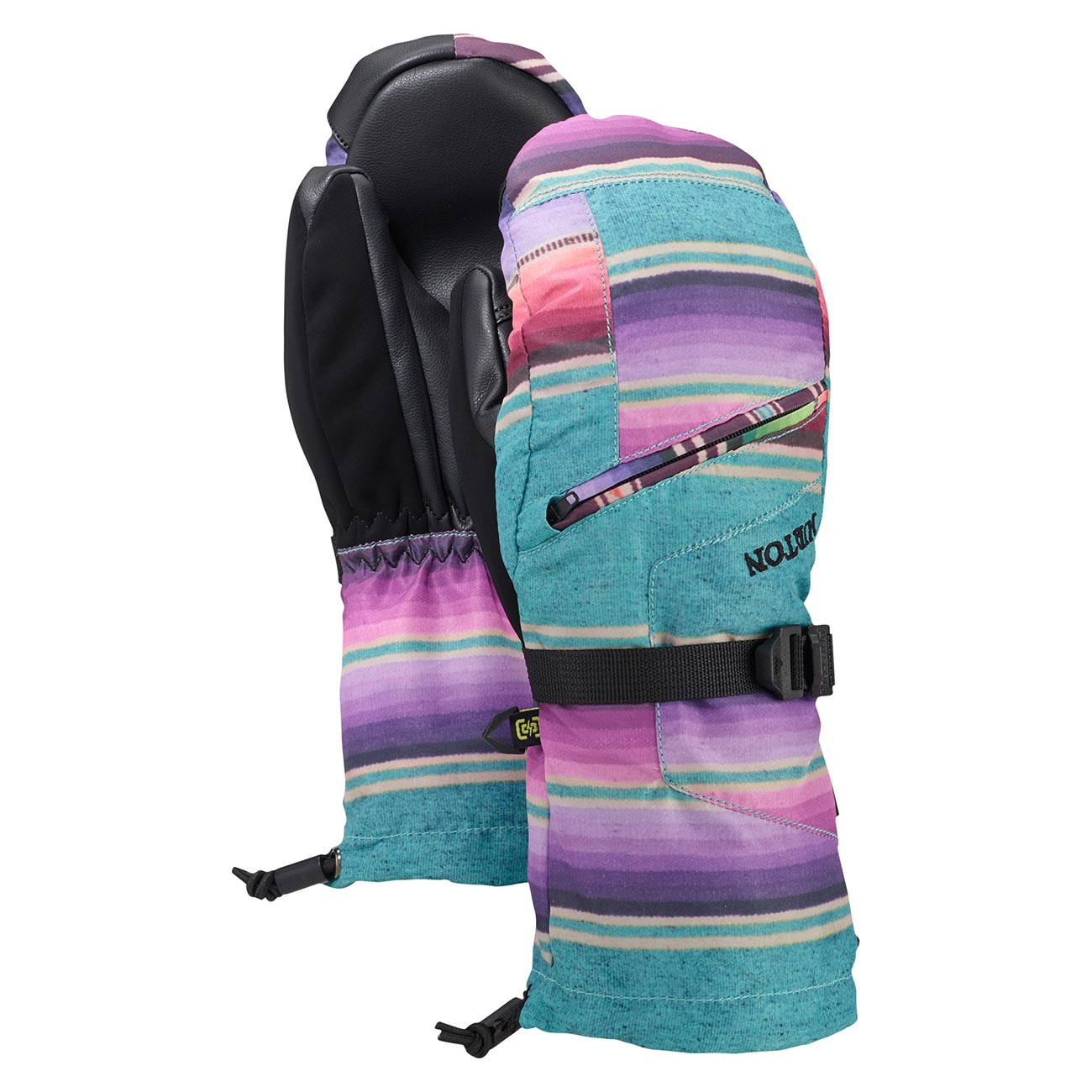 Rukavice Burton Youth Vent Mitt mijita stripe