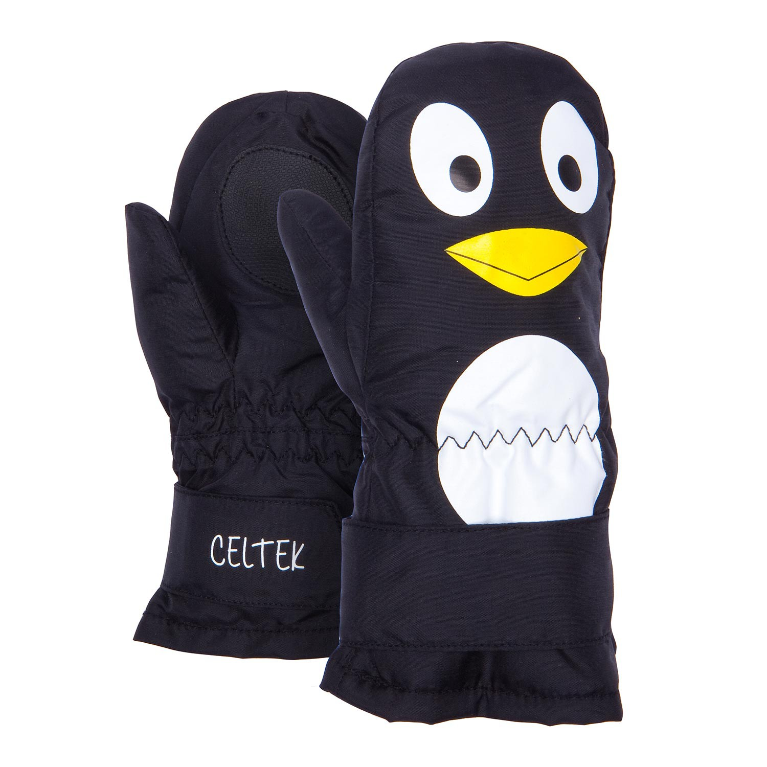 Rukavice Celtek Superstar Mitten penquin