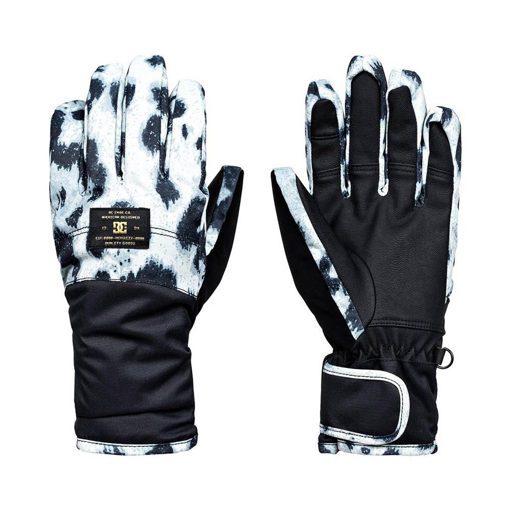 Rukavice DC Franchise Wmn snow leopard
