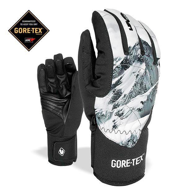 Rukavice Level Force Gore-Tex pk black