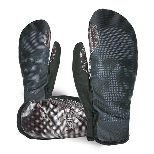 Rukavice Level Pro Rider Mitt pk black