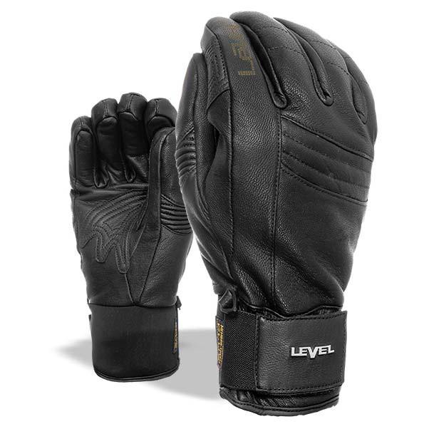 Rukavice Level Rexford black