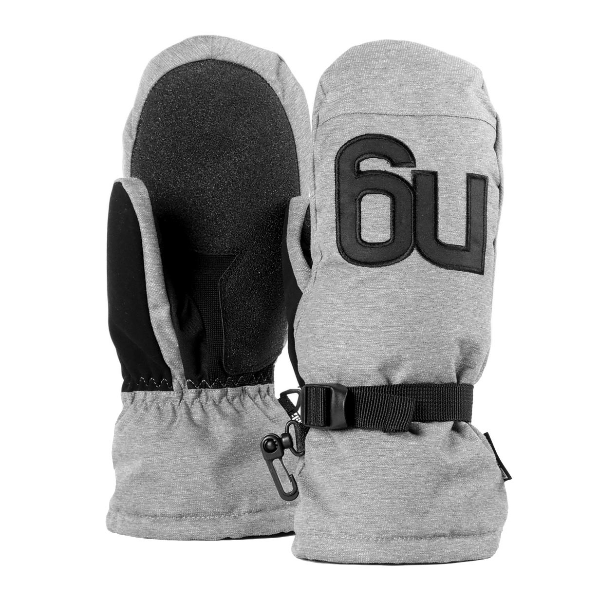 Rukavice Nugget Drive 2 Mittens heather grey