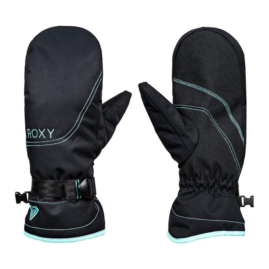 Rukavice Roxy Roxy Jetty Solid Mitt true black