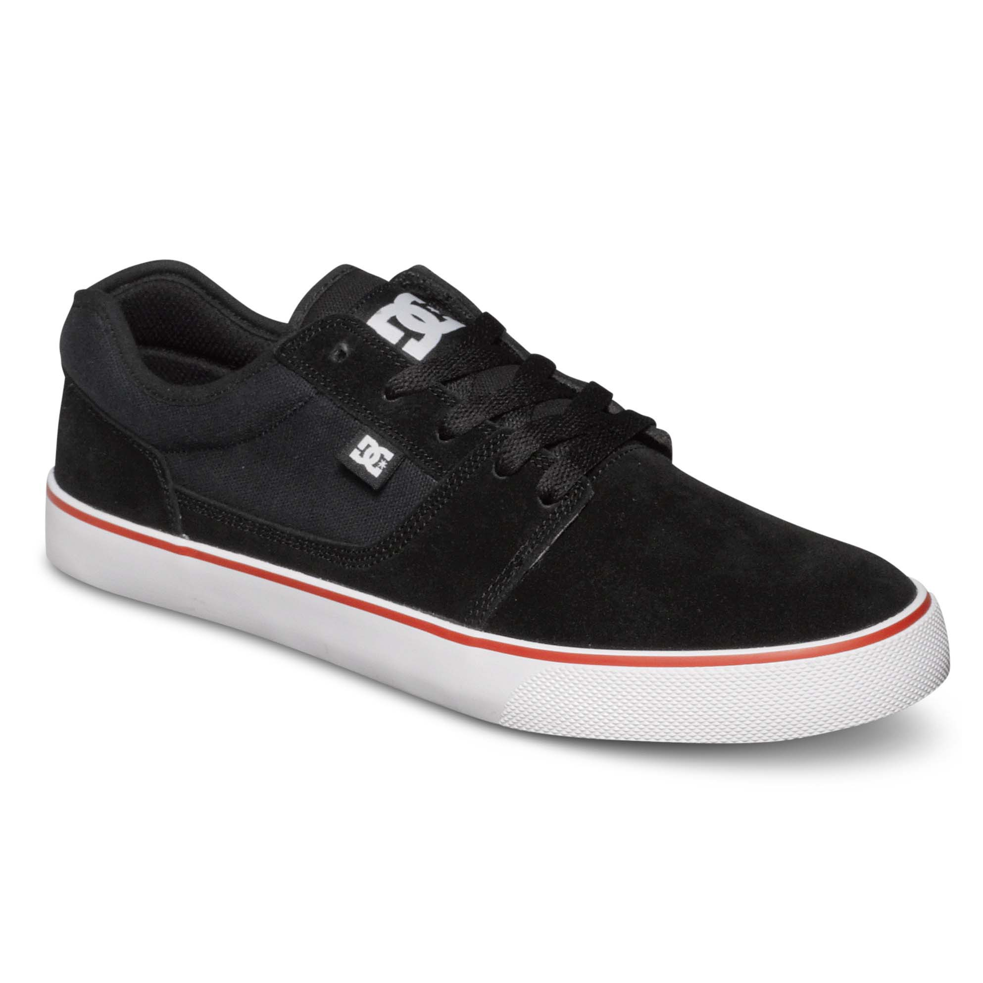 Tenisky DC Tonik B black/grey/red