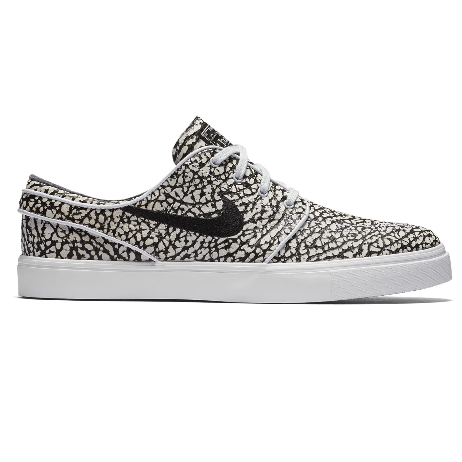 Tenisky Nike SB Air Zoom Stefan Janoski Elite pure platinum/black-wht