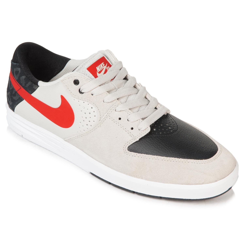 Nike SB Nike Paul Rodriguez 7 light bone/lt crimson-blk ...