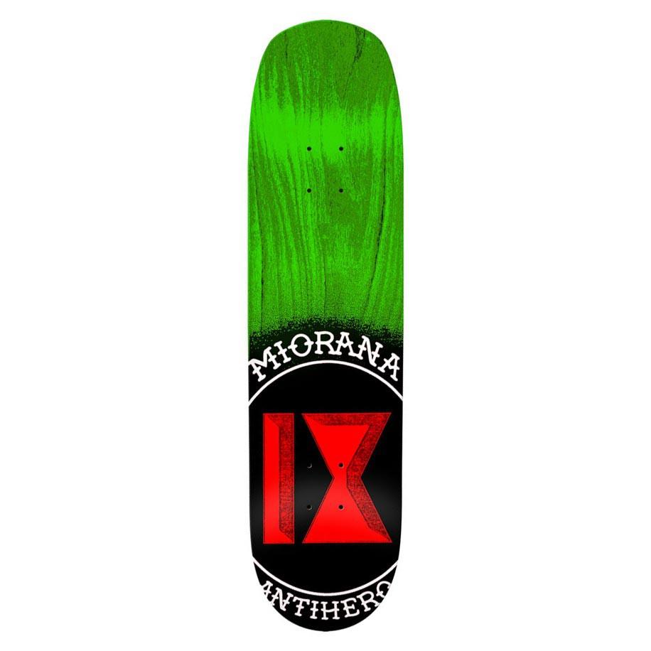 Skate deska Antihero Miorana Widow 8.25