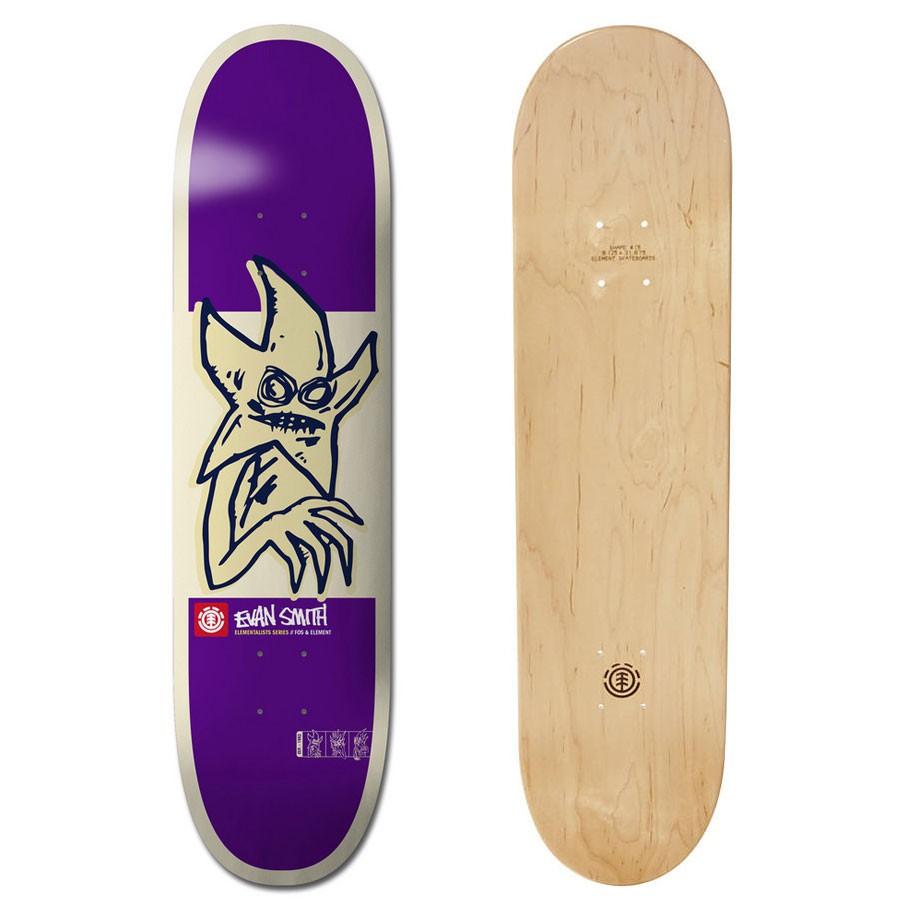 Skate deska Element Evan Elementalist 8.25