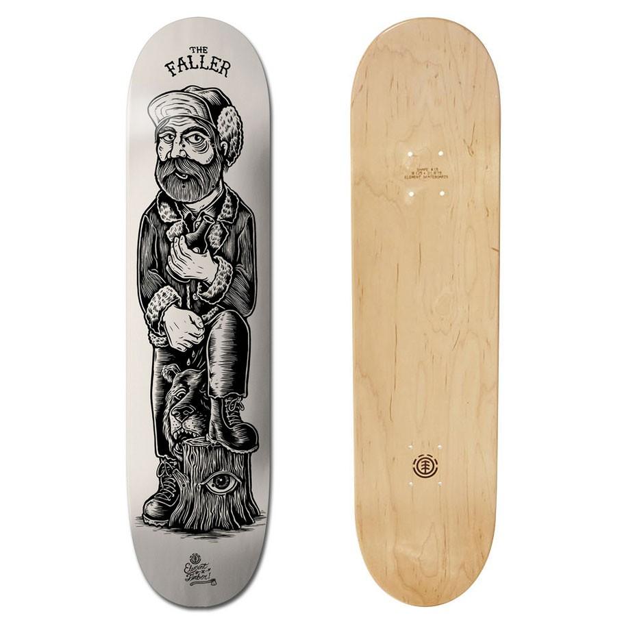 Skate deska Element Family Faller 8.25