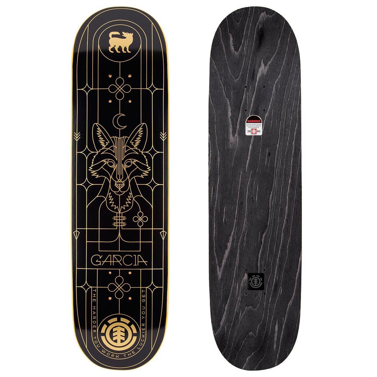Skate deska Element Garcia Divuldge 8.2