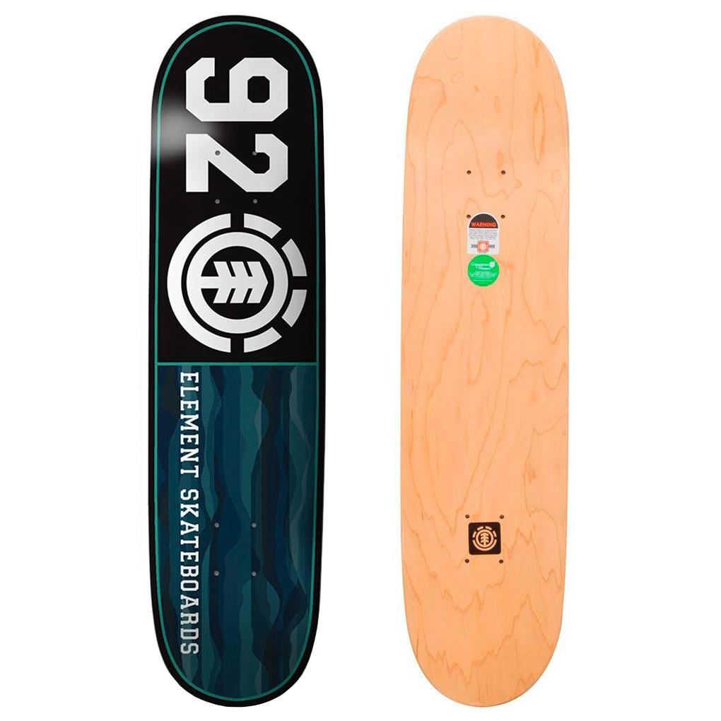 Skate deska Element Land Lines 92 8.2