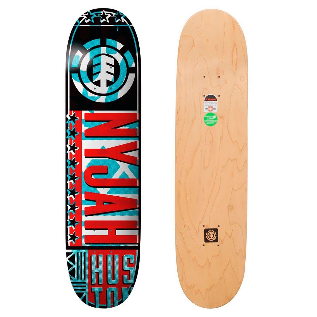 Skate deska Element Nyjah Bill 8.0 blue/red