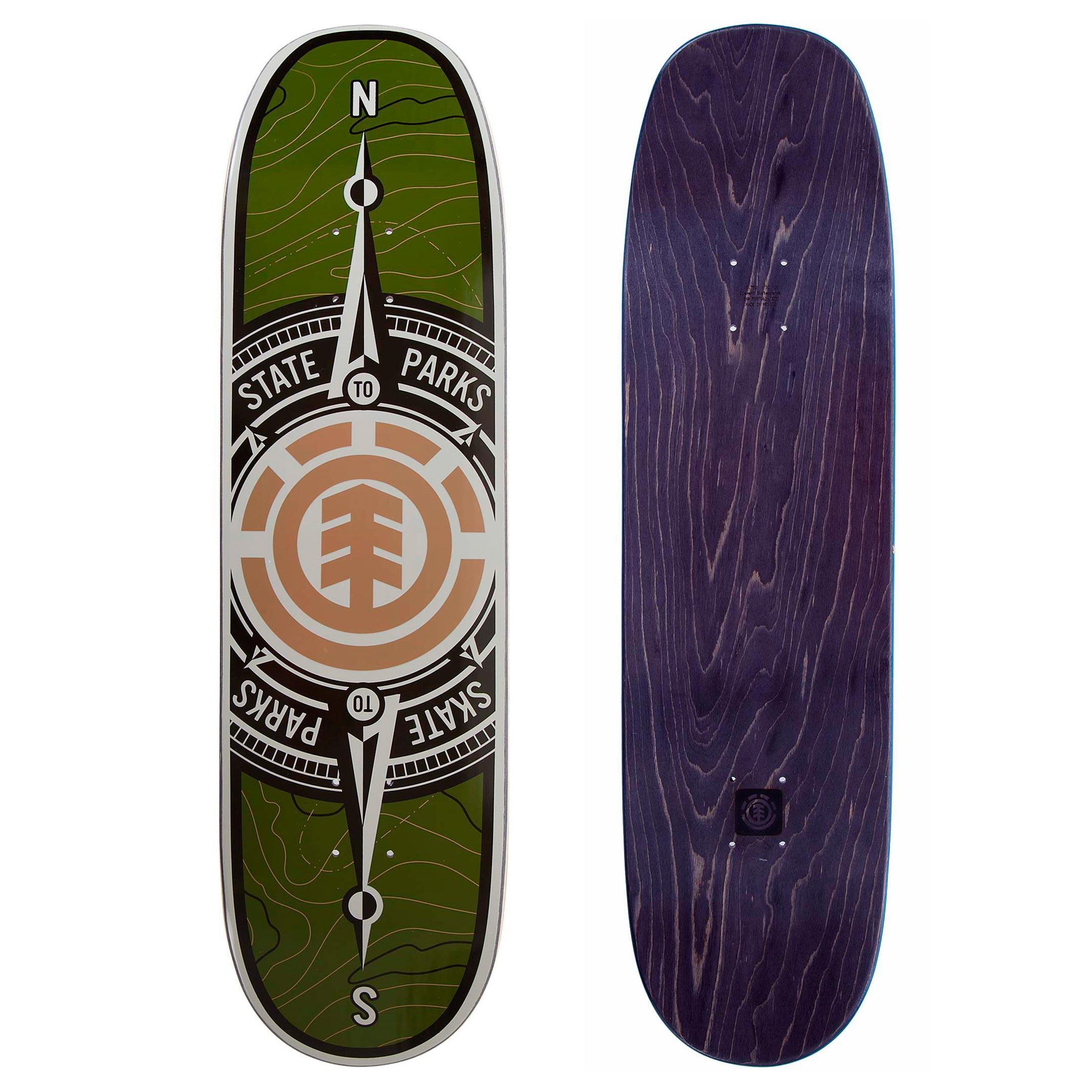 Skate deska Element Topo Compass 8.75