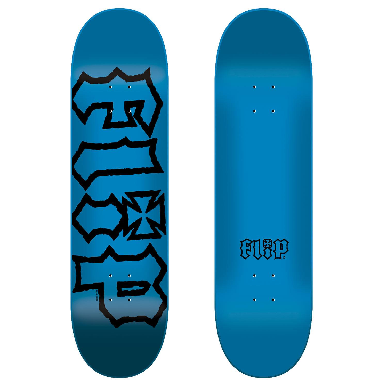 Skate deska Flip Hkd Decay Blue 7.5