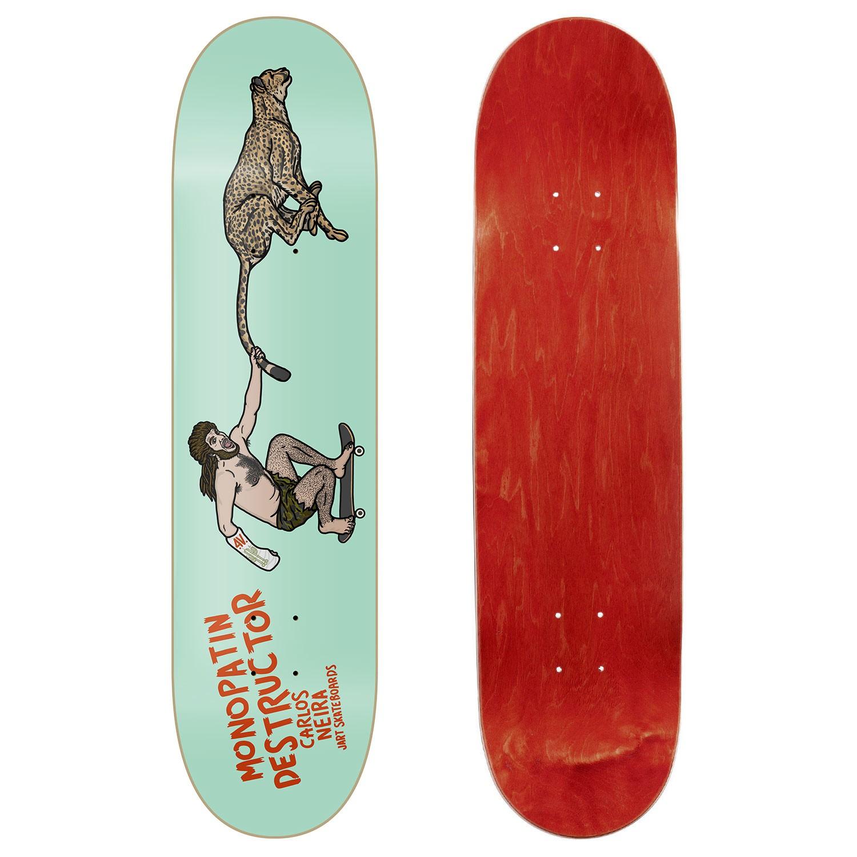 Skate deska Jart Cut Off carlos neira 8.25