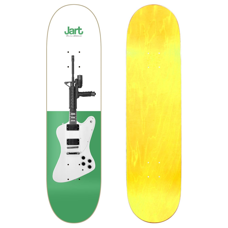 Skate deska Jart Mixed guitar hero 8.25