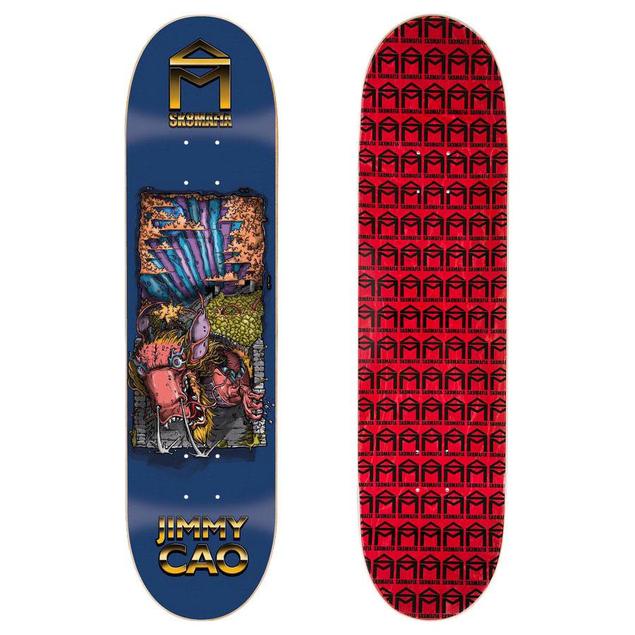 Skate deska Sk8Mafia 7 Wonders jimmy cao 8.0