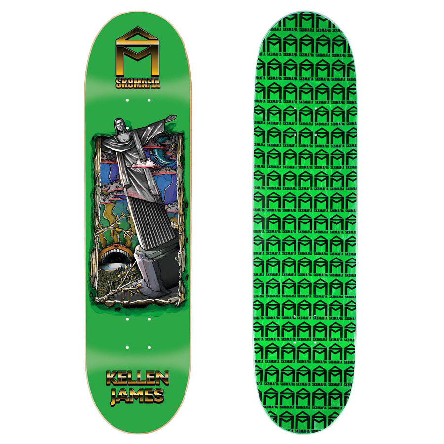 Skate deska Sk8Mafia 7 Wonders kellen james 8.0