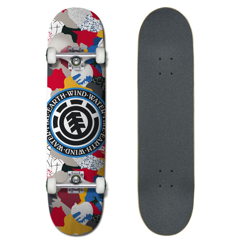 Skateboard Element Cut Out Seal 7.75