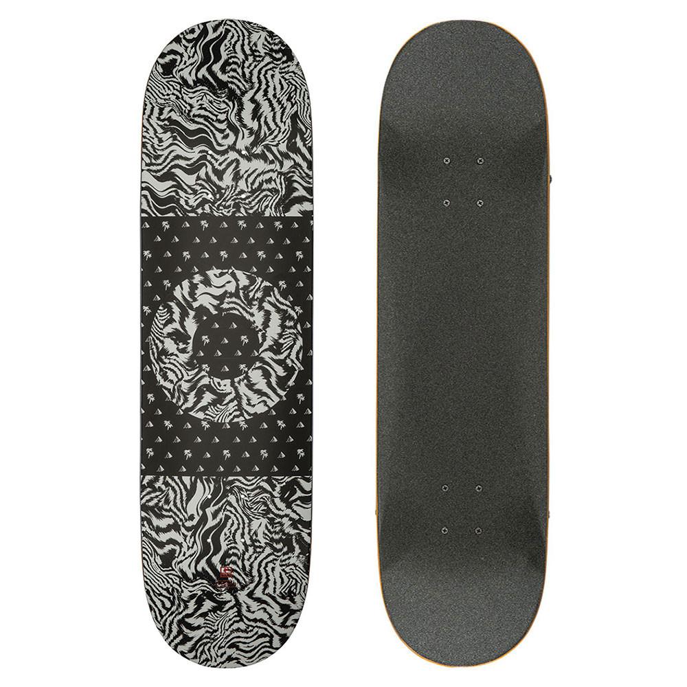 Skateboard Globe O-Negative black/white/tailspin