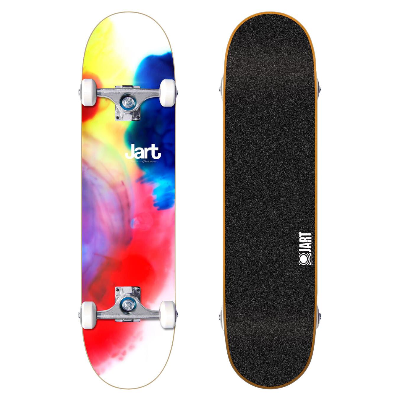 Skateboard jart paint snowboard zezula for Best paint for skateboard decks