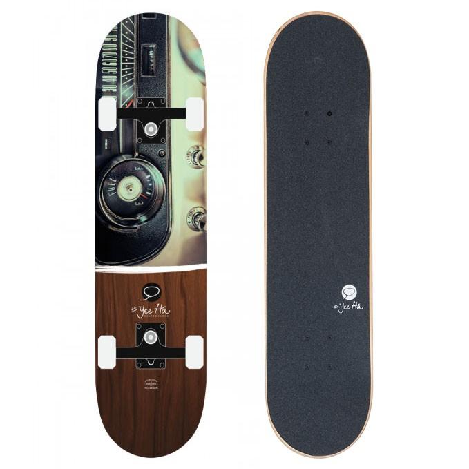 Skateboard Miller Fairline 7.75