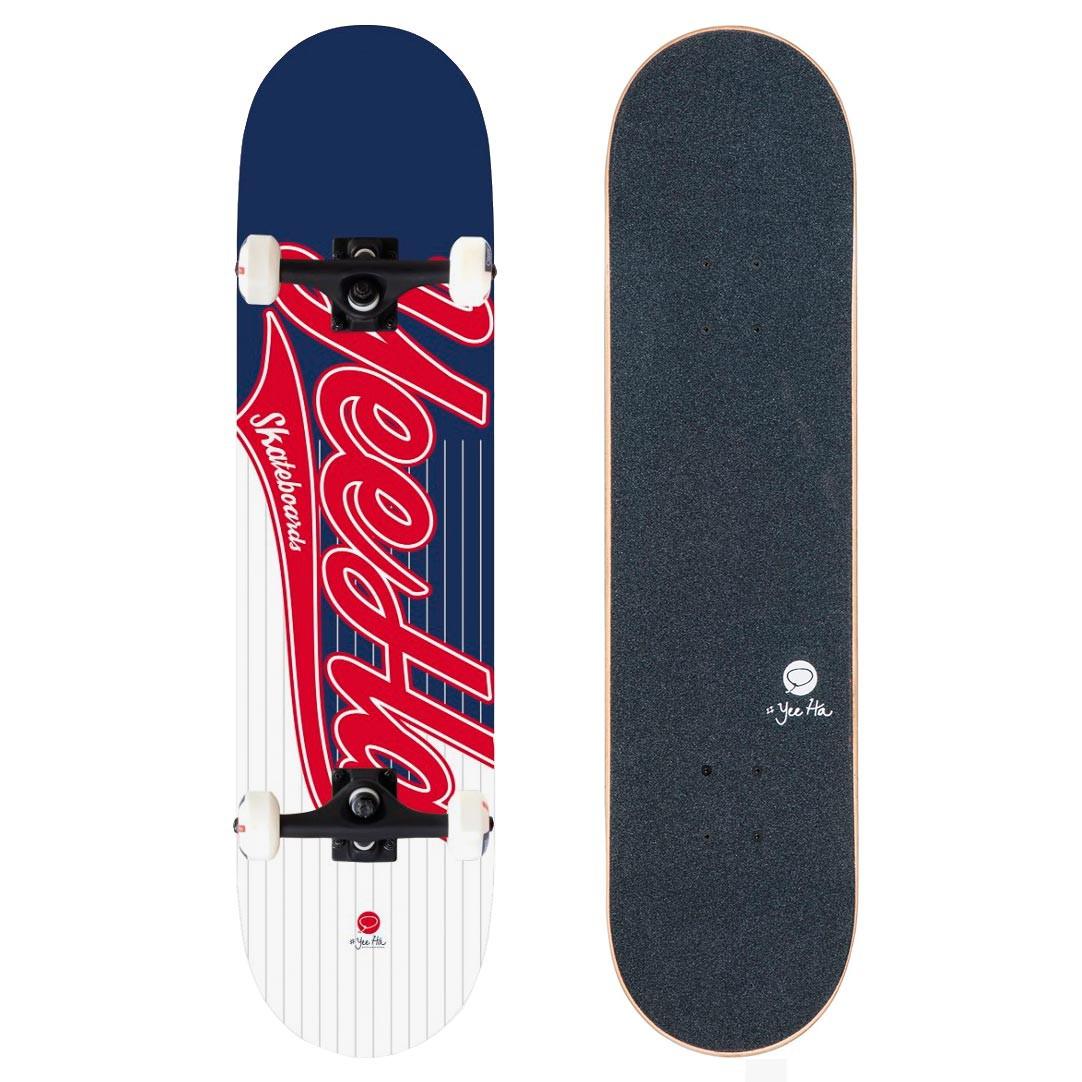 Skateboard Miller Homerun 8.0