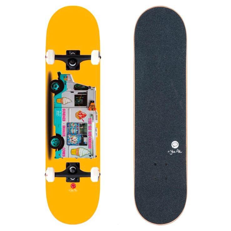 Skateboard Miller Ice Cream 7.75