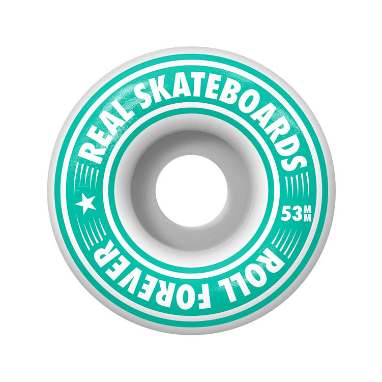 Skateboard Real Oval Rays 8.25