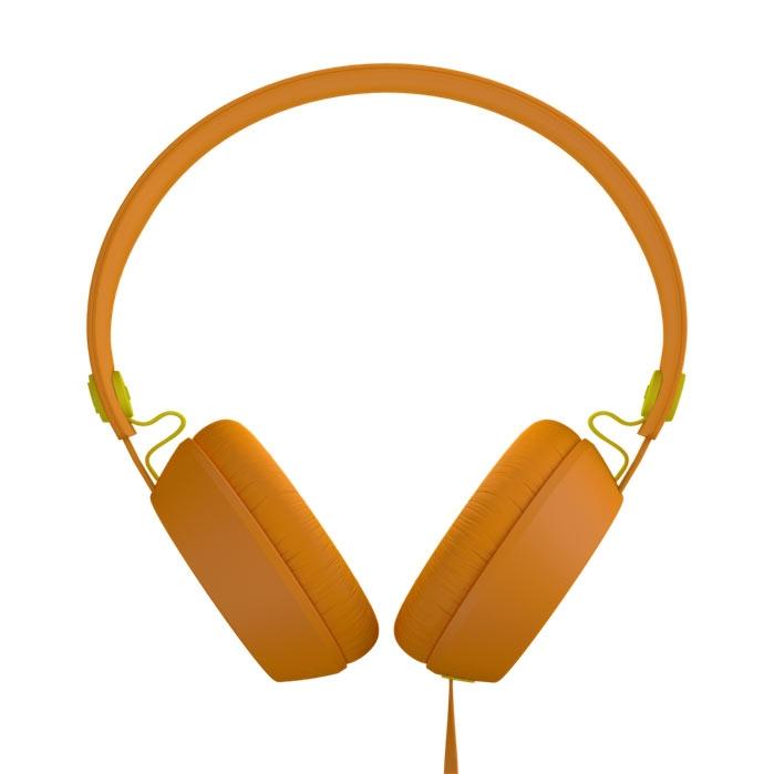 Sluchátka Coloud Boom transition orange vel.40 mm + doručení do 24 hodin