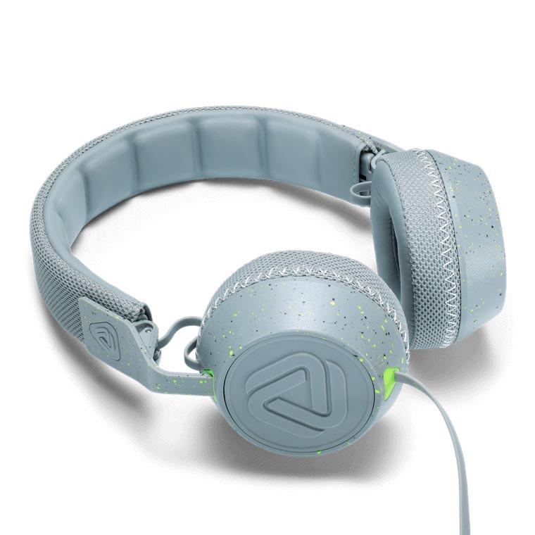 Sluchátka Coloud No.16 grey/splash vel.20 Hz - 20 kHz/103 dB + doručení do 24 hodin