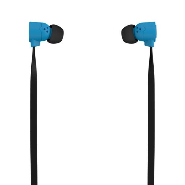 Sluchátka Coloud Pop blocks black/cyan vel.9 mm + doručení do 24 hodin