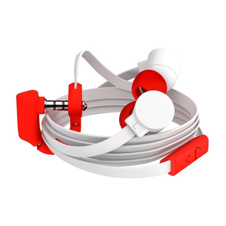 Sluchátka Coloud Pop blocks white/red + doručení do 24 hodin