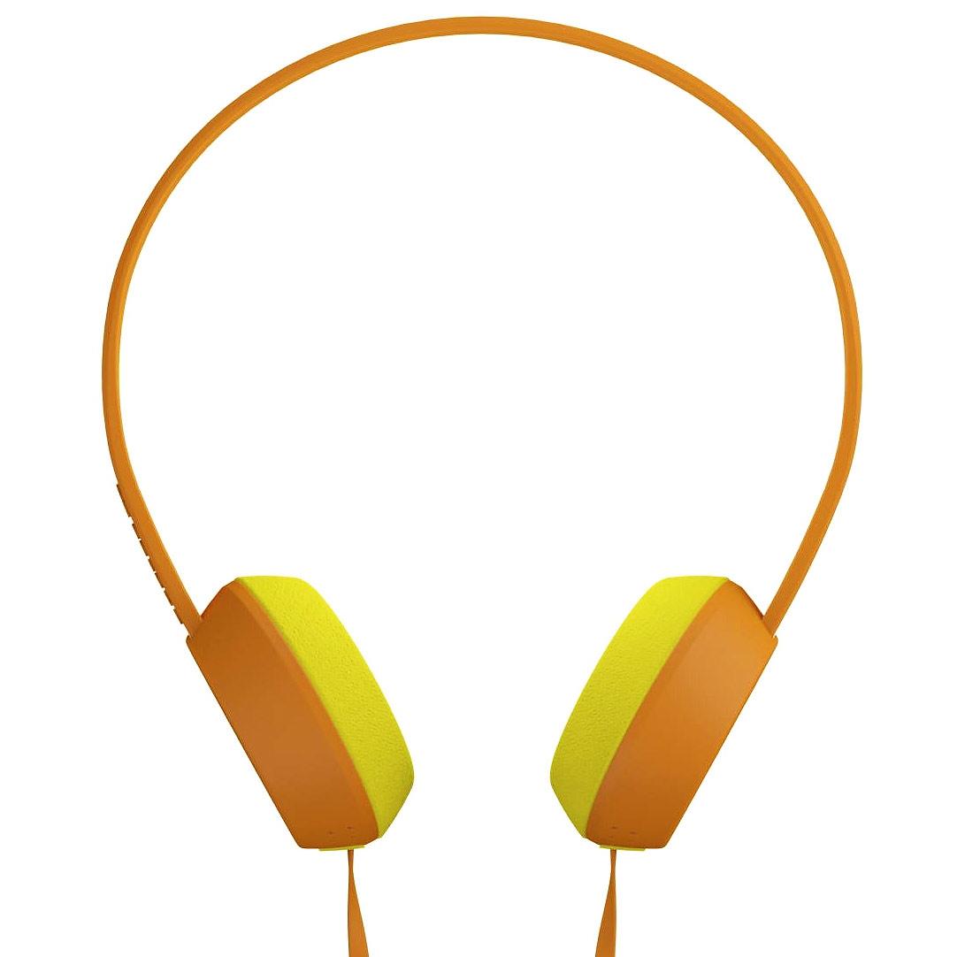 Sluchátka Coloud The Knock blocks orange vel.20 HZ - 20 kHZ/85 dB + doručení do 24 hodin