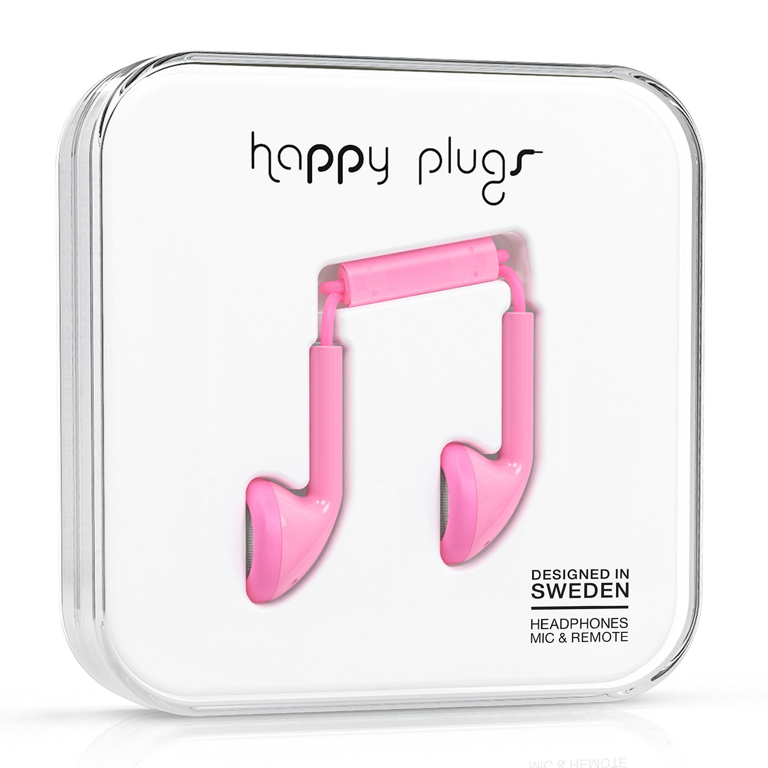 Sluchátka Happy Plugs Earbud