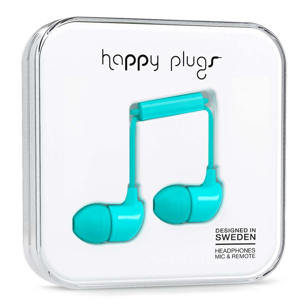 Sluchátka Happy Plugs In-Ear