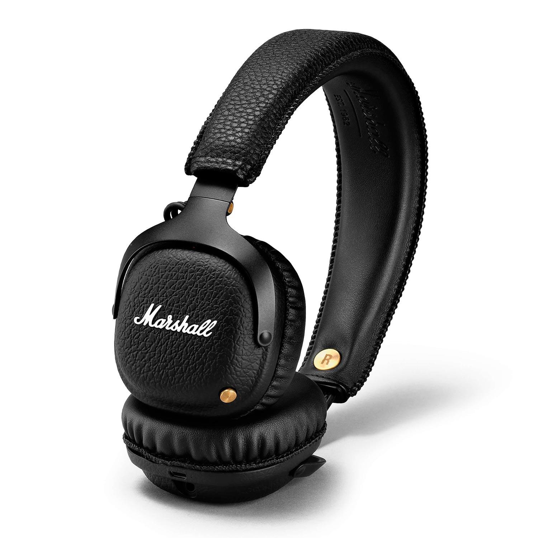 Sluchátka Marshall Mid Bluetooth black vel.10 Hz - 20 kHz/95 dB + doručení do 24 hodin