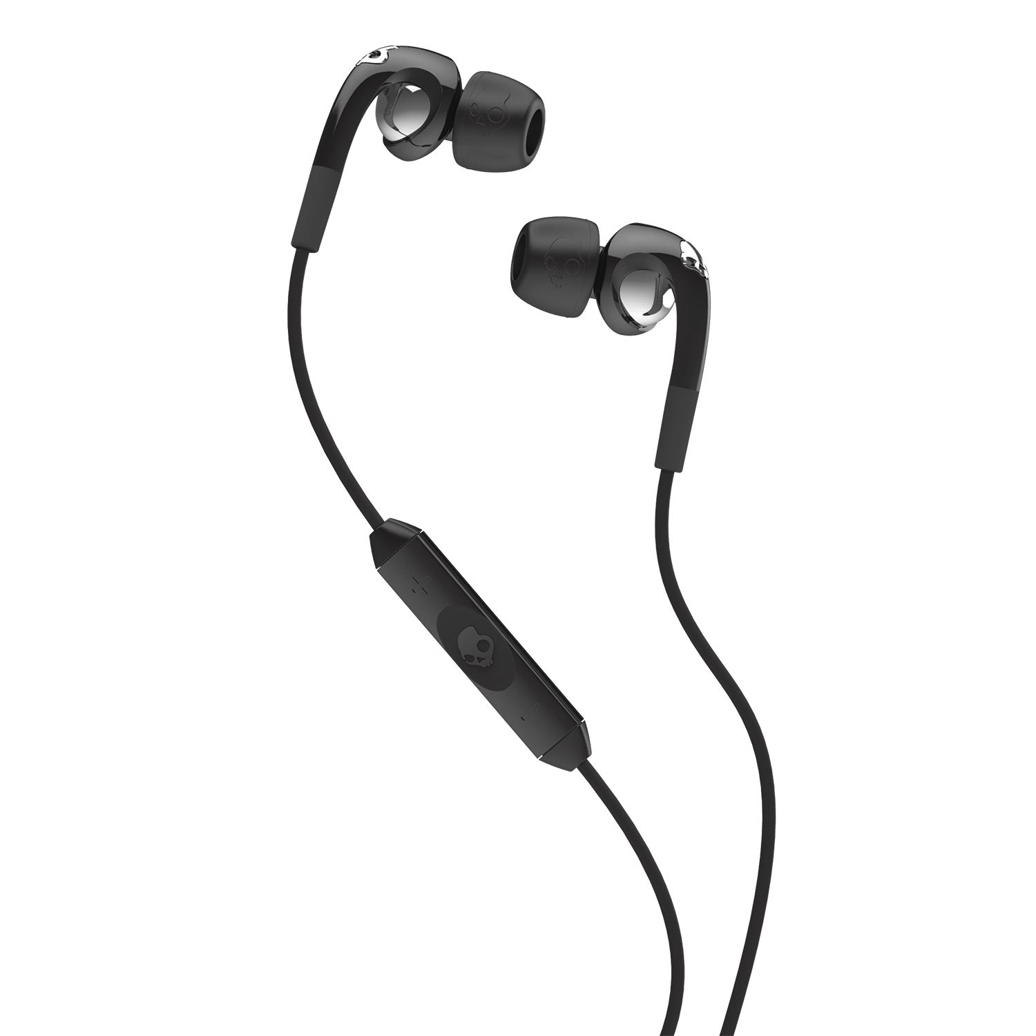 Sluchátka Skullcandy Fix black/chrome