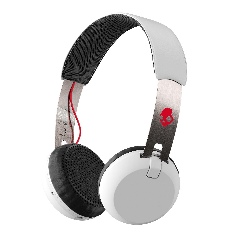 Sluchátka Skullcandy Grind Wireless white 16/17 + doručení do 24 hodin
