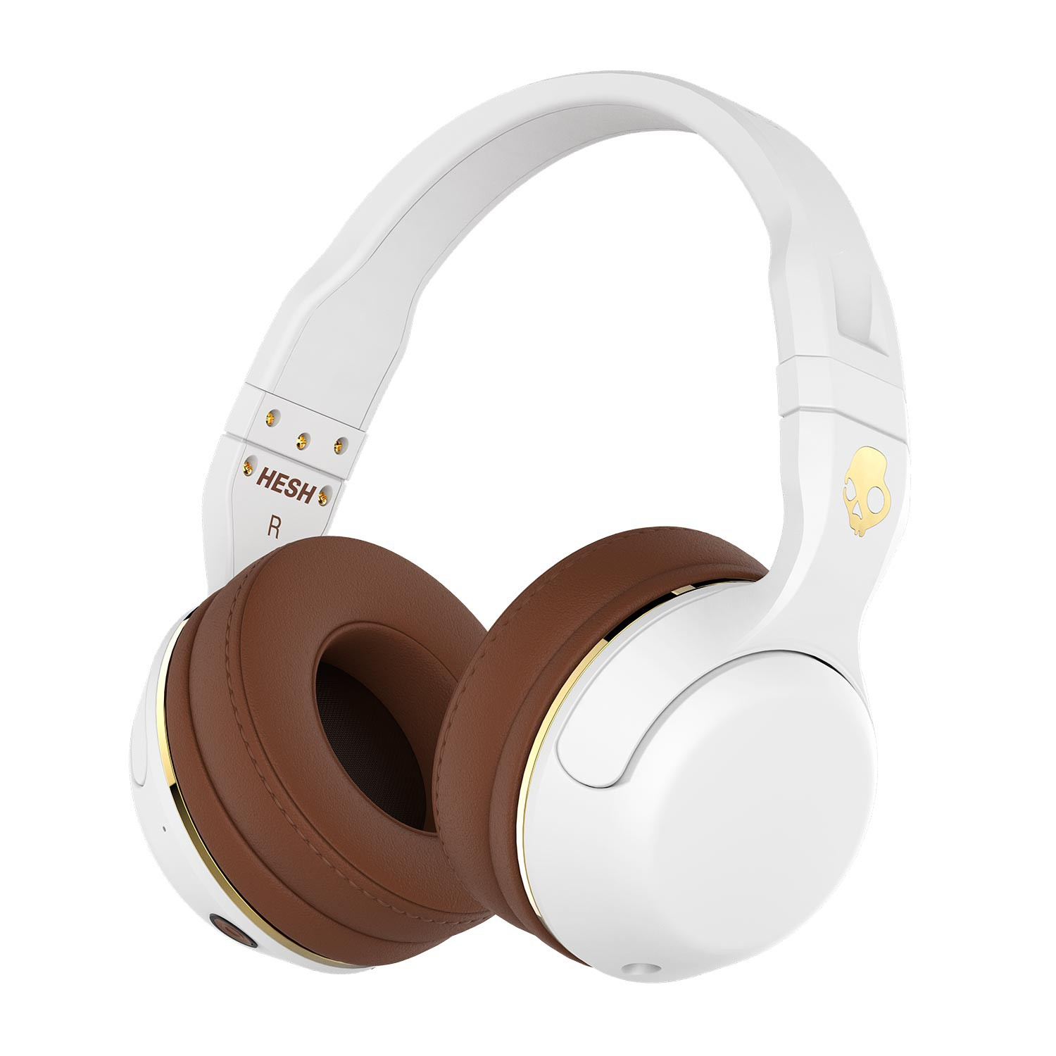 Sluchátka Skullcandy Hesh 2 Wireless white/gold